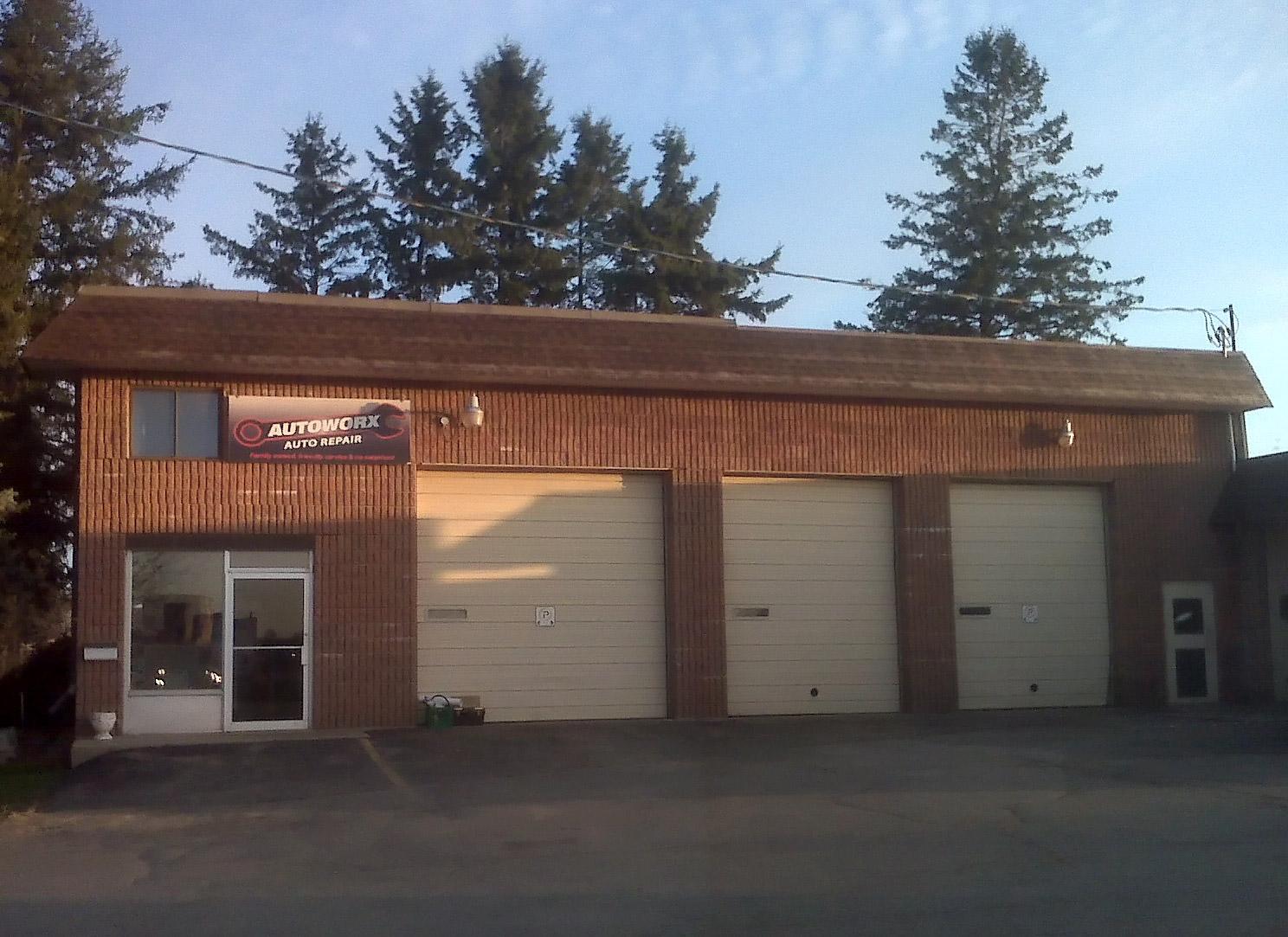 Car Paint Shop Kitchener