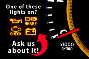 Car engine warning lights - Autoworx car repair